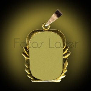 Medalla de Oro 18 Kilates